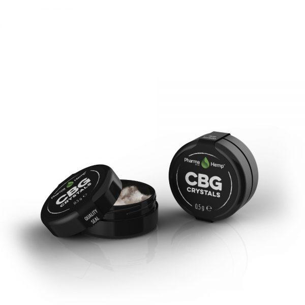 Pharmahemp CBG Kristalle