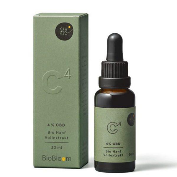 Bio Bloom CBD Öl Tropfen 4%