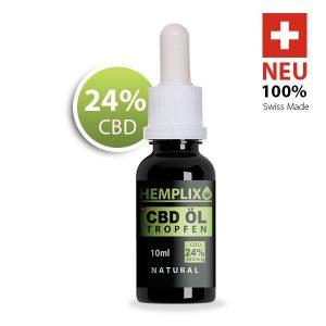 Hemplix CBD Öl 24%