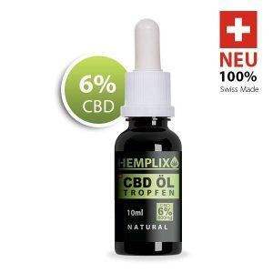 Hemplix CBD Öl 6%