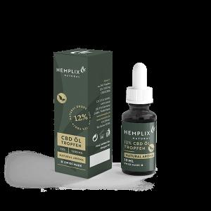 Hemplix - CBD Öl - 12% - 10ml