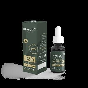 Hemplix - CBD Öl - 18% - 10ml