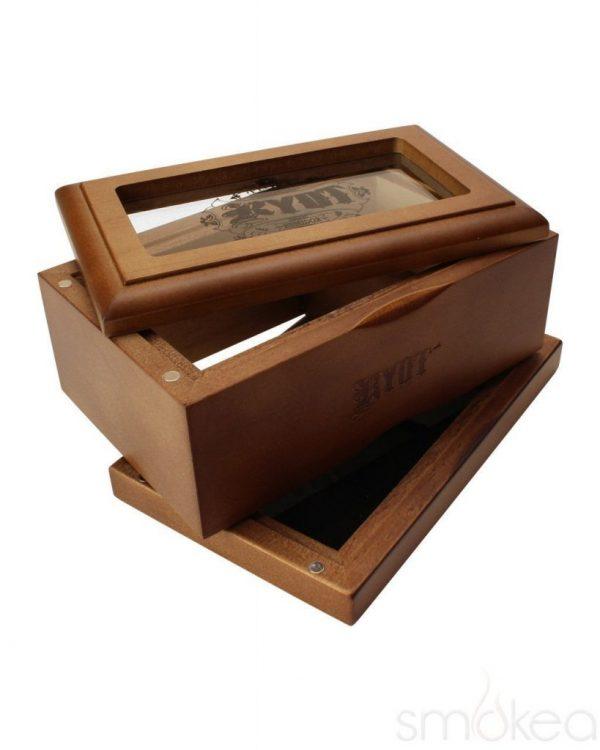 Ryot Aufbewarungsbox mit Sichtfenster Medium