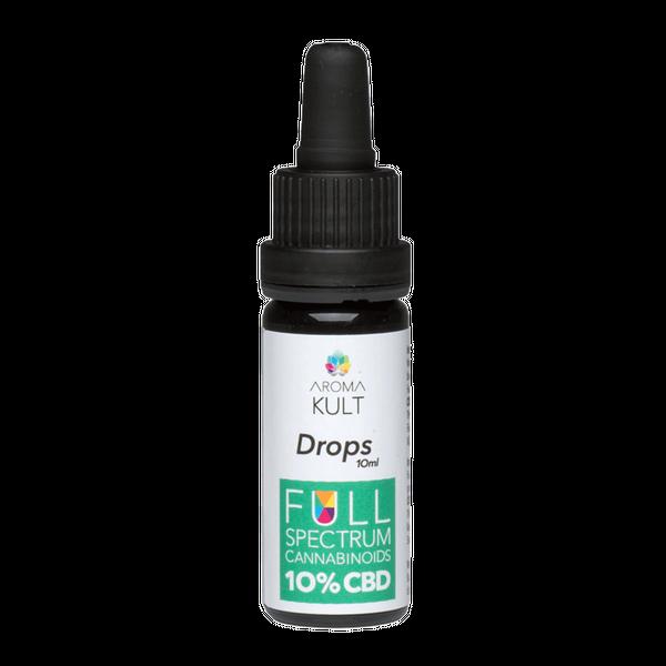 Aromakult CBD Tropfen 10%