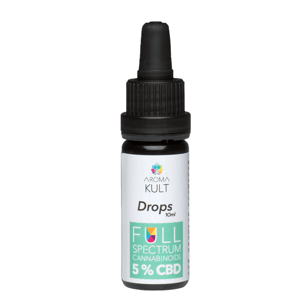 Aromakult CBD Tropfen 5%