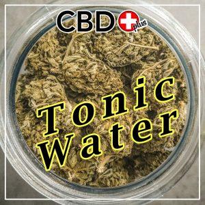 Tonic Water CBD Blüten