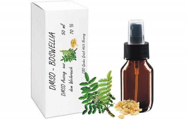 DMSO Pflanzenextrakt aus Weihrauch - 30ml